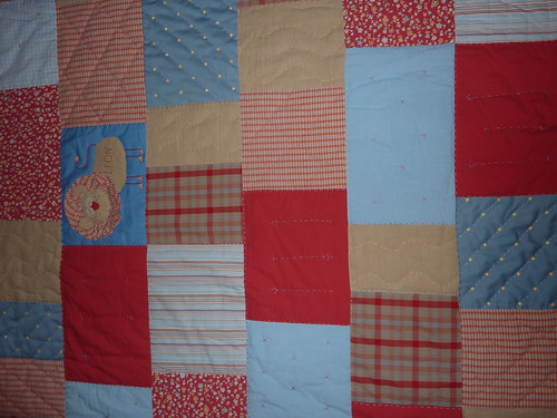 """Leon quilt • <a style=""""font-size:0.8em;"""" href=""""http://www.flickr.com/photos/35733879@N02/4199797457/"""" target=""""_blank"""">View on Flickr</a>"""