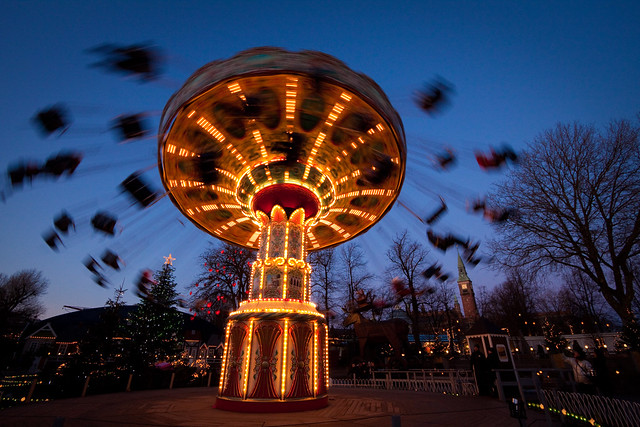 The Swing Carousel