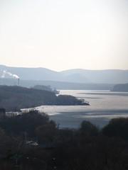 Hudson (historygradguy (jobhunting)) Tags: ny newyork water river landscape upstate poughkeepsie winner hudsonriver dutchesscounty hudsonvalley challengeyouwinner walkwayoverthehudson