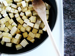 Caramelized Tofu