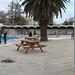 Ledra Palace pool area