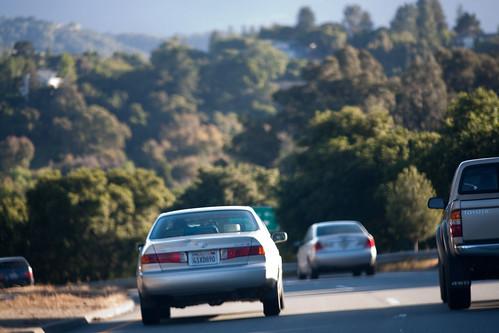 Moderate Traffic