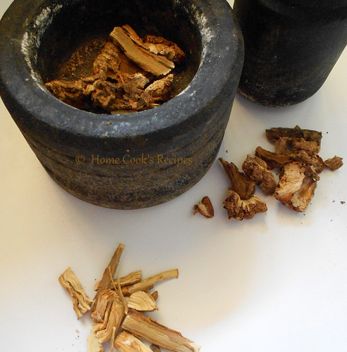 Nannari Root
