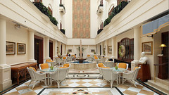 hotel imperial delhi atrium