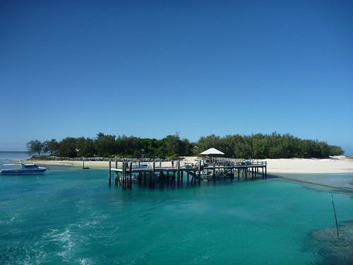 Heron Island and on to the Gemfields