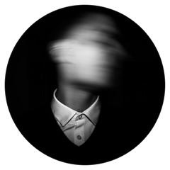 Too cold.. (Tømas) Tags: contrast flickr bw bnw portrait mono monochrome myself shadow blurry people white black