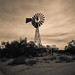 windmill. mojave desert, ca. 2016.