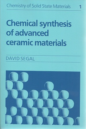 Chemical Synthesis of Advanced Ceramic Materials