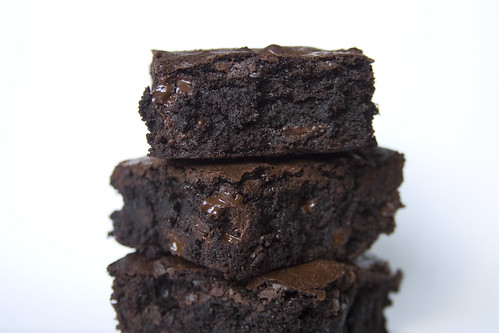 Brownie stack