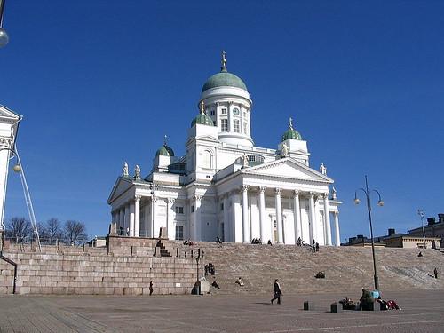 finland church helsinki