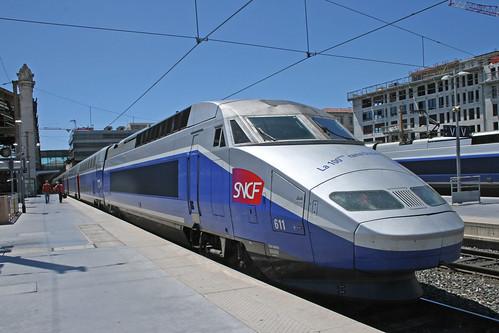 Thalys 9955/9959 - Marseille (France)