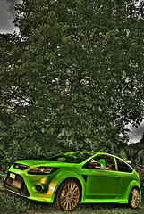 Yes. It is. Very (Stephi 2006) Tags: green ford wow cool focusrs pentaxk10d smcpda1645mmf40edal isitgreen
