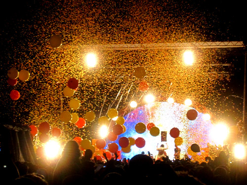Flaming Lips celebration