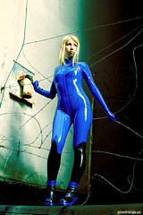 Cosplay de Metroid Prime (Zero Suit) (GEEK ASiA) Tags: cosplay metroid