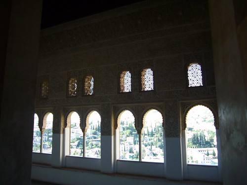 In the Alhambra...