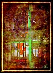 Ballroom Window (janinebroscious) Tags: texture window legacy mywinners balloonspicnik
