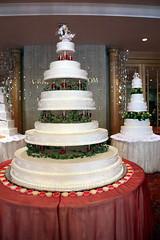 Renaissance Kuala Lumpur Hotel The Wedding Extravaganza 2009 Wedding Cake 2