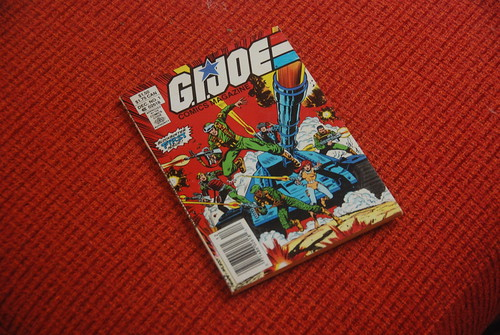 GI Joe Comics Magazine #1