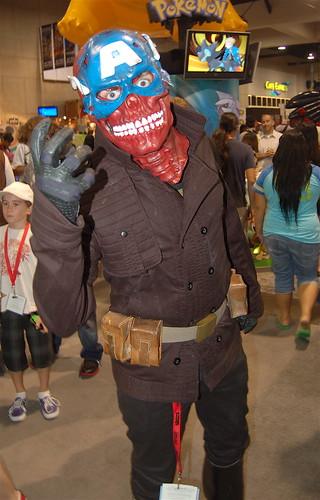 Comic Con 09: Red Skull