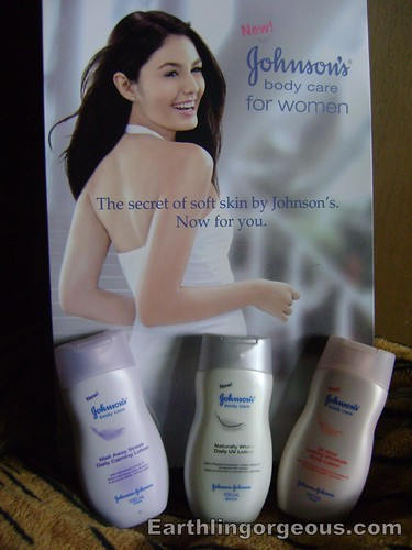 Johnson's Body Care Lotions