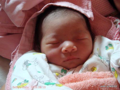 Betty's Baby-2  (20090810出生)