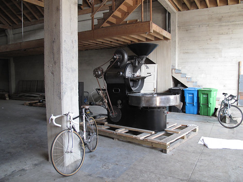Sightglass Coffee Roaster