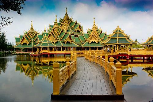 Maung Boran Ancient City Samutprakarn, Thailand