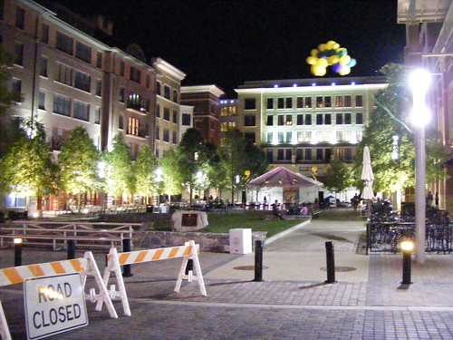 Rockville Town Square, Saturday Night