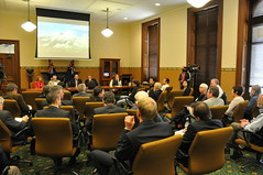 the save arkaroola forum at parliament house - click to see the set of images on flickr