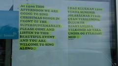 Xmas on Aug 25 at Superdupermarket!! (grapefruit_and_coffee) Tags: iceland myvatn