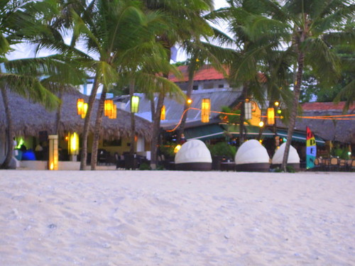 Cabarete Beach Bars