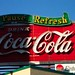Baton Rouge Louisiana ~ Coca Cola Sign ~  Downtown