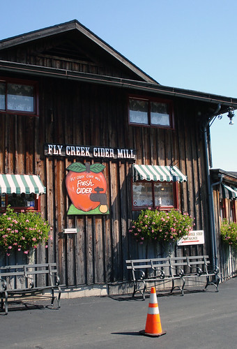 Fly Creek Cedar Mill