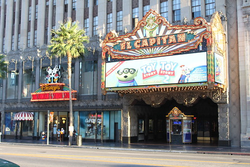 El Capitan Theater of Disney
