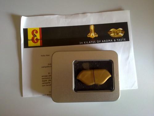 24 Kilates of Aroma & Taste