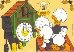 Disney 01 (timur_leng) Tags: postcrossing disney swap postcards mickeymouse trade donaldduck