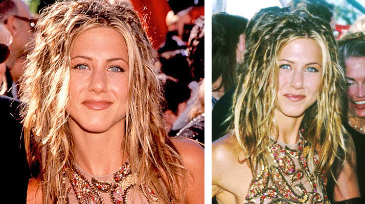 Jennifer-Aniston-hair-dreadlocks-twists-1999-Emmys