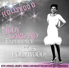 The Experience Goes Hollywood (The Judy Garland Experience) Tags: white black garland experience hollywood goes judy