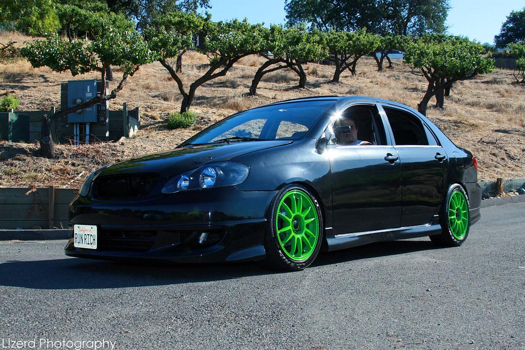 Gst Tuned 2005 Turbo Corolla Xrs No Subie Content Nasioc