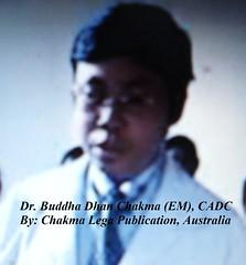 Dr. Buddha Dhan Chakma (Bhante Pragya) Tags: pragya chakma mizoram bhikkhu bhante