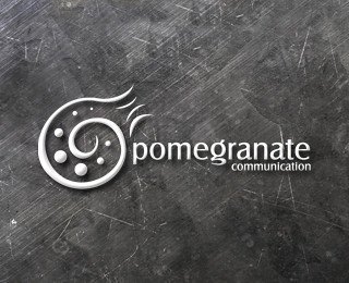 Pomegranate Logo