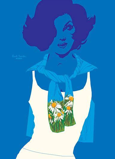 paul smith daisy girl by ian bilbey