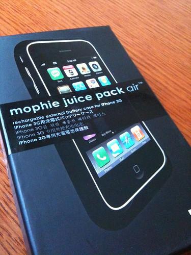 mophie juice pack air