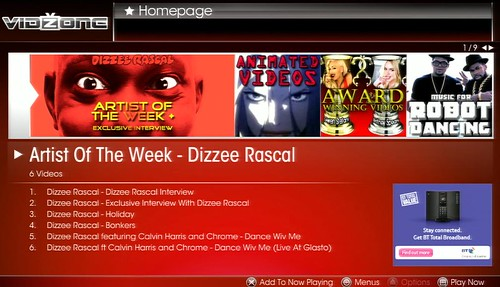 Dizzee Rascal - Artist of the Week