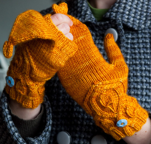 snapdragonmittens-3 by ysolda teague.