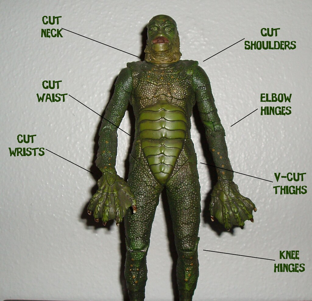 from figure black lagoon Creature the