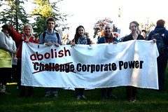 Abolish Corporate Power