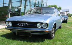 Audi 100 Coupe S & Auto Union 1000 Coupe (Mehow911) Tags: 100 audi coupe 1000 autounion coupes mehow911 mehow007