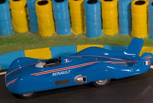 L1045928 Le Mans Miniatures: Renault Etoile Filante (by delfi_r)