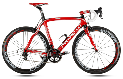 Pinarello Dogma Carbon Red